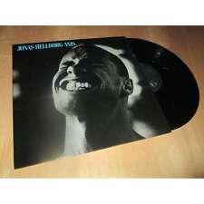 JONAS HELLBORG - axis - JAZZ FUSION - DAY EIGHT MUSIC Lp 1986
