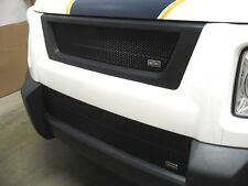 FITS HONDA ELEMENT 2007-2008 GRILLCRAFT BLACK MESH GRILLE INSERT- TOP & BOTTOM
