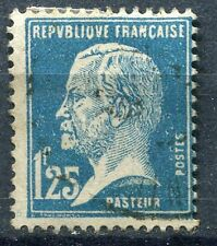 FRANCE TIMBRE OBLITERE N° 180  TYPE PASTEUR