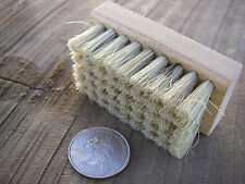 HOG BRISTLE Scrub Brush MADE IN USA  WOOD RASP &  FILLING HANDSAWS NOT DISSTON