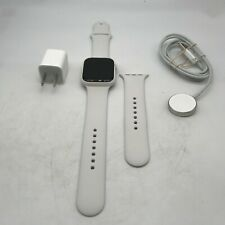Apple Watch Edition Series 5 Cellular White Ceramic 44mm w/ White Sport 9/10