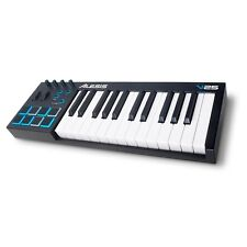 Alesis V25 USB 25-Key MIDI Keyboard Controller with Pads inc Warranty