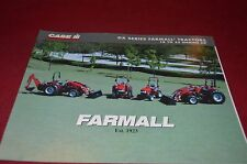 Case International DX Series Farmall Tractors Brochure YABE10 ver8