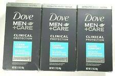 3 Pack - DOVE Men + Care CLINICAL Protection Anitperspirant Deodarant 1.7 OZ