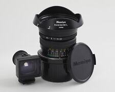 Mamiya 7ii objectif 50 mm et Viseur