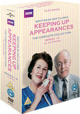 Keeping Up Appearances - The Essential Collection - Series 1-5 - Complete (DVD, 2013, 8-Disc Set, Box Set)