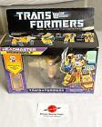 1987 Weirdwolf Complete With Box & Inserts G1 Transformers Headmaster