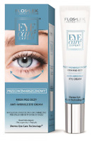FLOSLEK EYE CARE EXPERT ANTI-WRINKLES EYE CREAM WITH HYALURONIC ACID