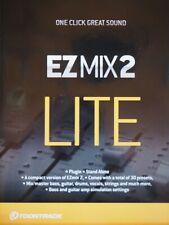 TOONTRACK EZmix 2 Lite Mix-Software VST