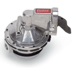 Edelbrock 1721 Performer Series Street Mechanical Fuel Pump, Chevy/GMC