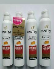 3 X Pantene Pro-v Colour Protect in Shower Foam Conditioner 180ml