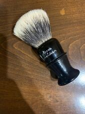 Morris and Forndran shave brush