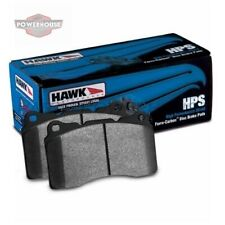 HAWK HB218F.583 HPS Performance Street Brake Pads Honda Civic 1988-2000 Honda Ac