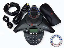 Polycom Soundstation 2 Expandable Conference Phone - Inc VAT & 12 Month Warranty