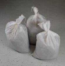 10 Sandsäcke / Hochwassersäcke PP weiß 40 x 60 cm