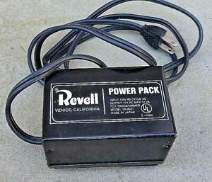 Revell Vintage Slot Car Transformer power supply. 1960's era. New condition