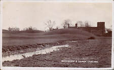 Lilbourne near Rugby. Earthworks & Church by Montgomery & Co.