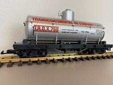 LGB 4080 Y 01 :: Transcontinental Oil Company Single Dome Tank Car