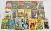 Poul Anderson Piers Anthony Alan Dean Foster 19 books Sci Fi Fantasy Paperbacks