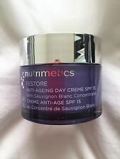 Nutrimetics Restore Day Creme SPF15 60 ml RRP$65.00