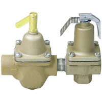 "WATTS 0388805 1/2"" T1450F Dual Controls (Regulator and Relief Valve)"