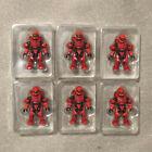 Mega Bloks Construx Halo DLB95 UNSC Fireteam Stingray 6 figures lot New Unused