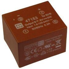 myrra 47153 Trafo 100V-240V AC/DC-Wandler 9V 550mA Electronic-Transformer 854799