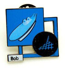 Pin Spilla Olimpiadi Torino 2006 - Pittogrammi Bob