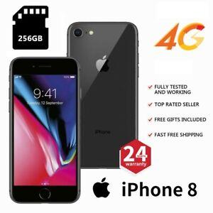 Nuevo Apple iPhone 8 256GB Gris Black Desbloqueado Smartphones - IOS - ES