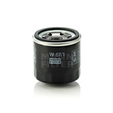 MANN Oil Filter - W67/1