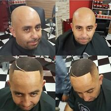 Hair illusion 38.5g LARGE Hair Building Fibers Concealer For Bald Spot Black