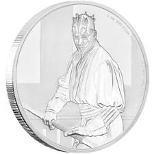 Niue - 2 Dollar 2018 - Darth Maul™ Star Wars™ Classics (12.) 1 Oz Silber PP