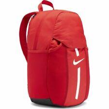Nike Academy Team Backpack School Bag Laptop Sports College Backpacks Bags Red