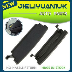 For Audi A3 8P 2003-2012 Black Center Console Lid Armrest Cover Latch Clip Catch