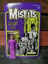 """THE MISFITS 'Earth A.D.' Misfits Fiend 3.75"""" ReAction Figure Super7"""