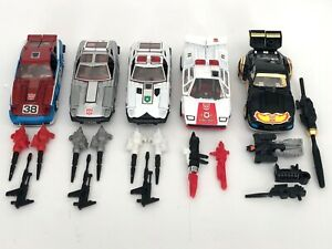 Vintage G1 Autobots Lot *MINT COMPLETE* Transformers Hasbro TakaraTRU Reissues