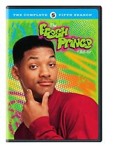 The Fresh Prince of Bel-Air ~ Complete Fifth Season 5 Five ~ NEW 3-DISC DVD SET