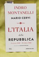 L'italia della Repubblica di Montanelli e cervi