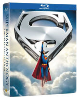 SUPERMAN ANTHOLOGY - STEELBOOK EDITION (5 BLU-RAY) EDIZIONE LIMITATA