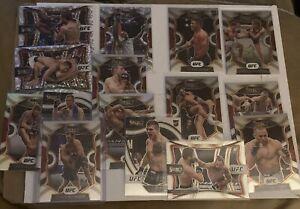 UFC Select 15 Card Lot- Disco, RC, McGregor base, Legends
