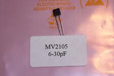 MV2105 6-30pF Motorola varicap diodes Qty. 1 NOS