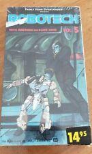 Robotech - V. 5 Miss Macross and Blind Game (VHS, 1993)