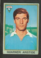 FIGURINA CALCIATORI ALBUM MIRA 1968-69 NAPOLI GUARNERI