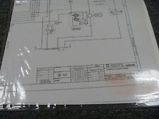 Grove MZ48B Boom Lift Hydraulic Schematic Electrical Wiring Diagram