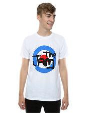 The Jam Spray Logo Men's White T-shirt