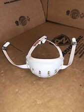 NEW LARGE RIDDELL SPEED/SPEED ICON HARD CUP CHIN STRAP (BLANK)