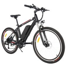 26'' Electric Bike Ebike Mountain Bike City Cycling 21Speed 36V Bicycle,Cycling