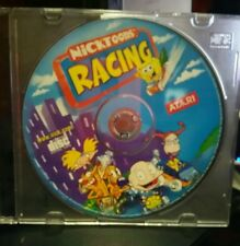 Nicktoons Racing (disc only) PC GAME - FREE POST