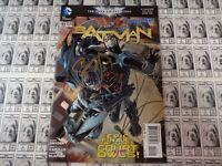 Batman (2011) DC - #11, Andy Clarke Variant CVR, Signed Scott Snyder, CoA, VF+