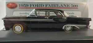 TRAX TRR001F Resin 1:43 Scale Model of a 1959 Ford Fairlane 500 4 Door sedan